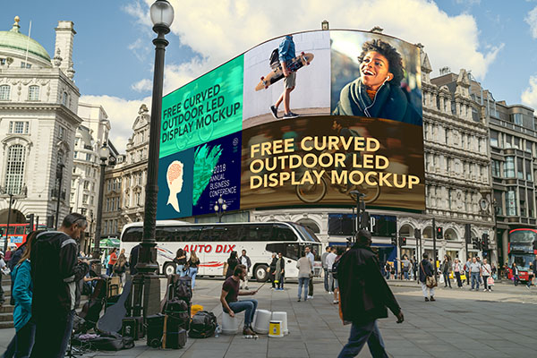 free-curved-outdoor-led-display-mockup