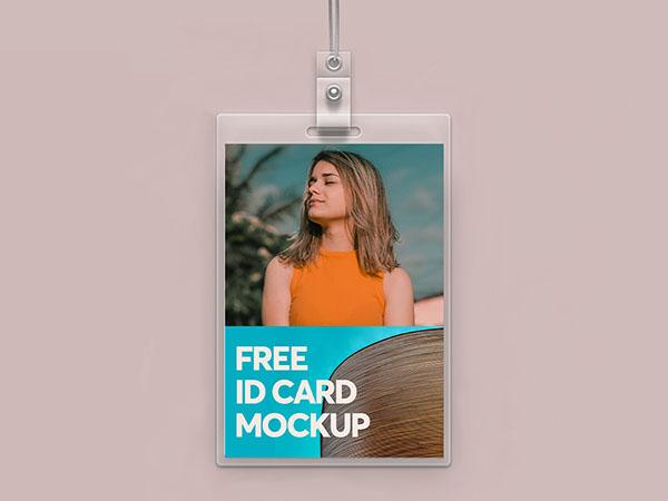 free-id-card-mockup